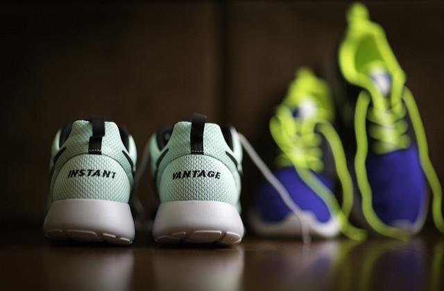 Nike schoenen doen het altijd goed