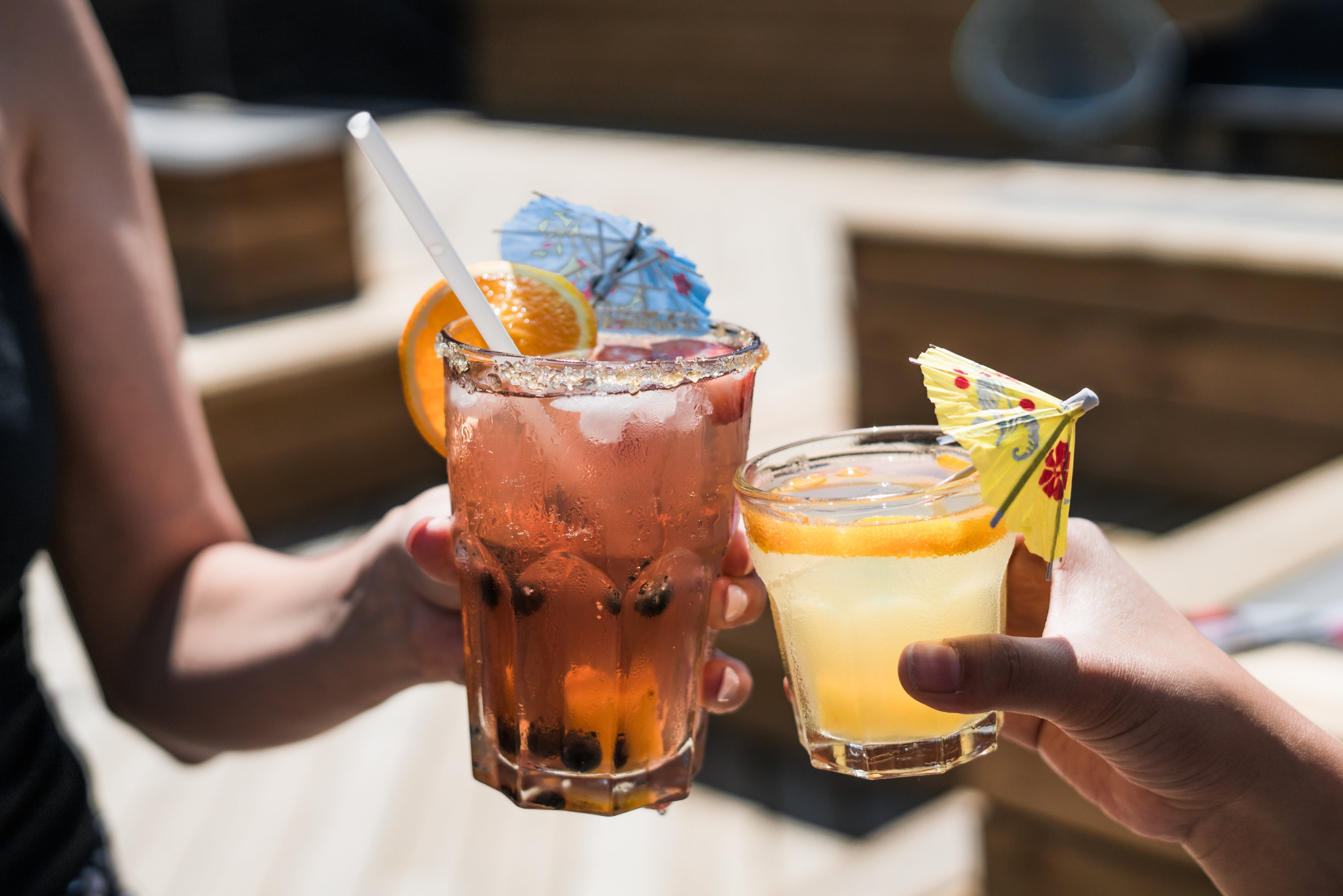 Zonvakantie en feesten tegelijk! De top drie