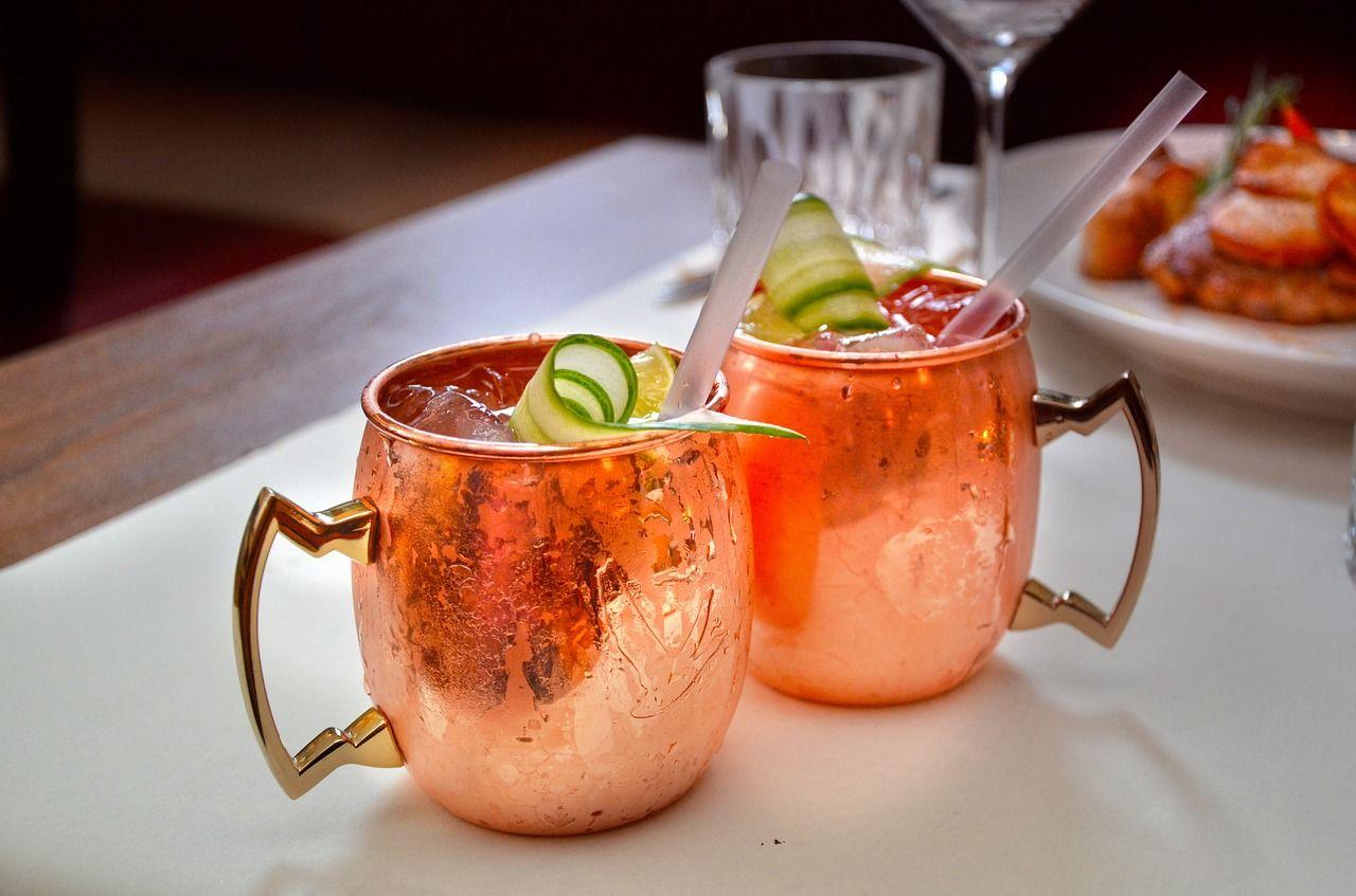 Een cocktailbar op locatie ideaal voor een huisfeest