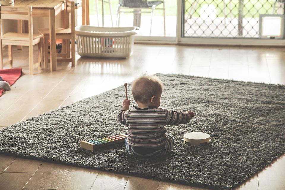 Baby speelgoed 1 jaar van hoge kwaliteit